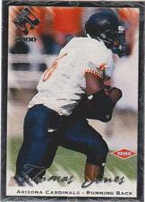 2000 PRIVATE STOCK THOMAS JONES ROOKIE SILVER /330