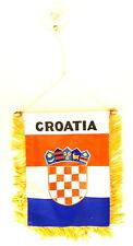 Croatia Mini Banner / Croatia Flag