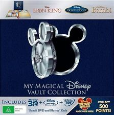 RARE: My Magical Disney Vault Collection (Blu-ray) COLLECTOR'S ITEM