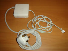 APPLE MAGSAFE 85W A1222 POWER ADAPTER CHARGER MACBOOK PRO UK PLUG
