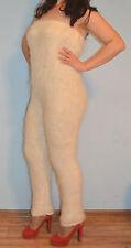 Extra Long Leggings /pants Longhair 100% Goat Down Mohair men woman by D.Tolik