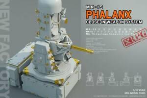 RPG Model 1/35 US MK 15 Phalanx CIWS Close-in Weapon System