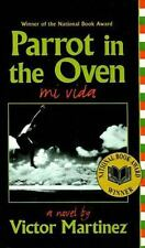 Parrot In The Oven: Mi Vida by Victor Martinez (1996,Paperback Book) Young Adult