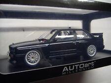 AutoArt Gatway 89247* BMW M3 DTM Plain Body Version Black 1:18* NEU & OVP