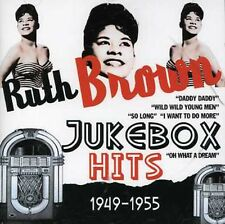 Ruth Brown, Brownrut - Jukebox Hits 1949-1955 [New CD]