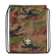 0f27e45e5a Adidas Unisex Camo Athletic   Sport Drawstring Gym sack   Gym Bag AY7820