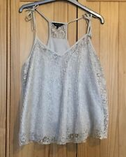 Ladies Stunning Mink Lacy Top. New Look Size 14. New Look. Buy Now/offer