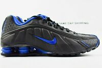Nike Shox R4 (Mens Size 11.5) Shoes 104265 053 Game Royal Black Blue Multicolor