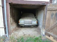 Mercedes W123 220 D nur 86000Km