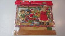 Moldow 3-D Advent Calendar, Santa, Children & Toys, Made in Denmark