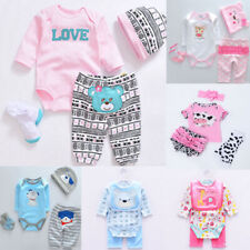 Reborn Baby Doll Clothes Headdress Outfits for 20''-22'' Reborn Baby Girl Doll