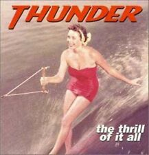 New: THUNDER - The Thrill Of It All CD