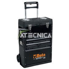 Trolley carrello Beta C43 cassettiera trasportabile portautensili 3 moduli