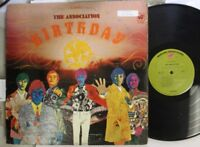Rock Lp The Association Birthday On Wb