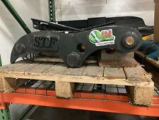 Hydraulic Mini Excavator Thumb Pin On 35 Mm Pin
