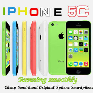 Excellent Apple iPhone 5C 8GB Various Colour Unlocked UK Seller + Warranty