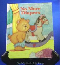 PERSONALIZED CHILDREN'S BOOK NO MORE DIAPERS