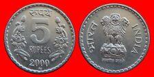 5 RUPEES 2000 INDIA-17803