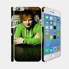 07 Ed Sheeran - Apple iPhone 7 8 X Hardshell Back Cover Case