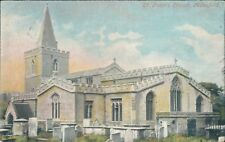 Mansfield St peter's church  1905 boots