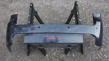 SAAB 93 9-3 2007-2013 ESTATE REAR BUMPER BLUE P/N 12769722 WITH TWIN EXHAUST