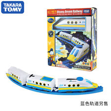 Tomy Disney Dream Railway Plarail Donald Duck Marine Shuttle Motorized Train New