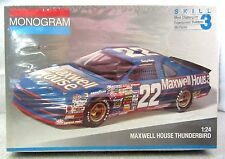 New Sealed Monogram #22 Sterling Marlin Maxwell House Thunderbird #2942