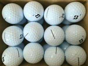 24 Bridgestone e12 SPEED Lake Golf Balls - PEARL / GRADE A - from Ace Golf Balls