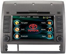 Toyota Tacoma GPS Navigation DVD Stereo Bluetooth Touch Screen Radio USB SD Deck
