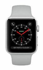 Apple Watch Series 3 38mm Silver Aluminium Case with Fog Sport Band (GPS) - (MQKU2X/A)