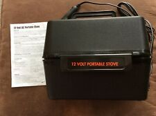 12 Volt Portable Travel Stove