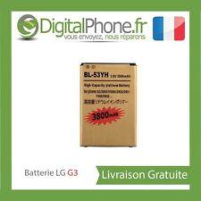 Batterie LG BL-53YH Pour LG G3 D855 (3800 mAh) TVA