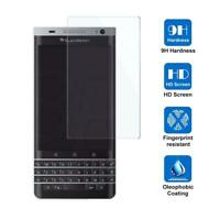 New Genuine Pack Of 5 Tempered Glass Screen Guard For BlackBerry KEYone Mercury