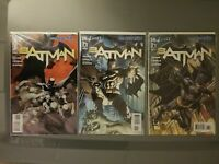 BATMAN NEW 52 #1,2,3,4, and 5 VARIANTs 1st COURT OF THE OWLS Cameo NM NM-