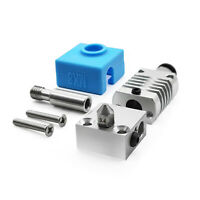 MK8 Metal Extruder Head &Cover Pour Creality 3D CR-10/CR-10S/Ender-3S 3D Printer