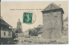 Cpa - 39 - Arbois - Tour Gazebo and Bell tower St-Just
