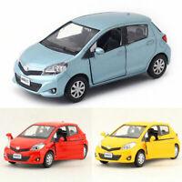 1:36 Toyota Yaris Die Cast Modellauto Spielzeugauto Pull Back Kinder Geschenk