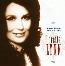 Very Best Of Loretta Lynn - Loretta Lynn (1999, CD NEUF)