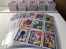 1990 Marvel Universe Cards - Finish Your Set - Dropdown Menu - $5 Flat Shipping