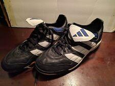 Adidas Futsal Shoes size 12 US - Crossfit body building sneakers vintage black