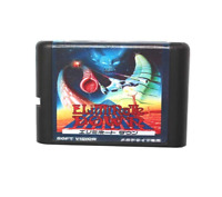Eliminate Down 16 bit  MD Game Card For Sega Mega Drive For Genesis
