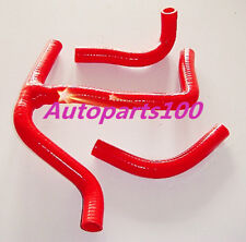For SUZUKI RMZ450 radiator Y Red Silicone  hose 2008-2014 09 10 11 12 13 14