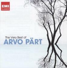 The Very Best Of Arvo Part - Various Artists (NEW CD)