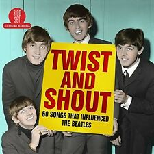 Twist & Shout: 60 Songs That Influenced Beatles [New CD] UK - Import