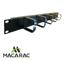 "1U CABLE MANAGEMENT PANEL 5 CLIP (19"" Inch 1U Rack-Mount Application)"
