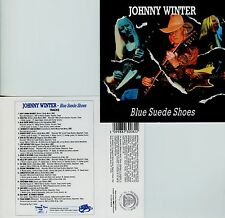 JOHNNY WINTER  blue suede shoes