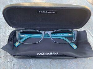DOLCE GABBANA Eye Glass Frames - DD1212 ( Might Need A Little Straightening )