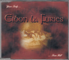 Eibon La Furies Yours Truly From Hell CD Black Metal High Concept Prog FASTPOST