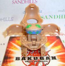 Bakugan G-Change Elfin Tan Subterra Special Attack 700G & cards