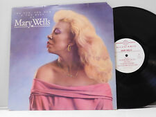 Mary Wells LP The Old, The New & The Best of...   Allegiance M-
